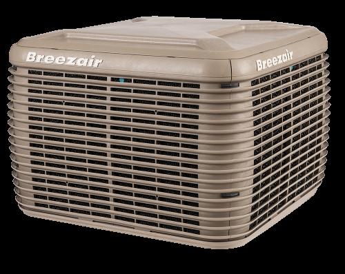 Breezeair evaporative cooler install Rio Rancho.