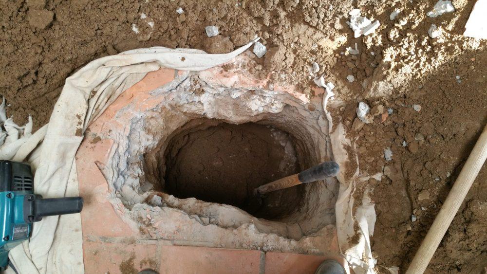 Slab leak repair performed in Rio Rancho.